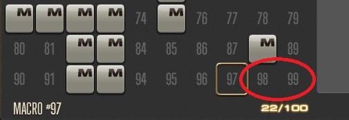 「FF14」スティック押し込み無効化とマクロ化設定「ボタンカスタマイズ」