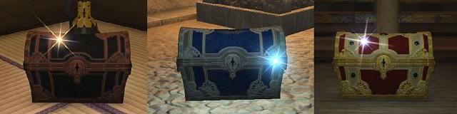 「FF14」死者の宮殿:宝箱