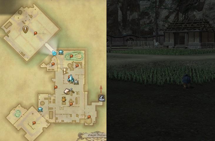 FF14田園地と発展