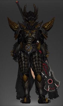 「FF14」GARO:暗黒見た目