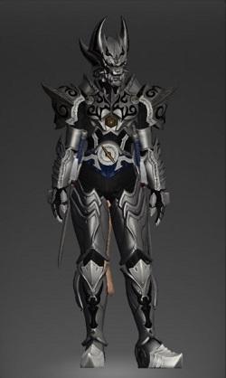 「FF14」GARO:銀狼見た目