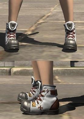 「FF14」スプリングシリーズ:靴