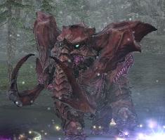 「FF14」ヒュダトス禁断の地エウレカ:暴虐の魔獣「ステゴドン」