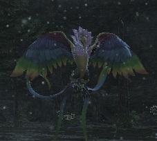 「FF14」ヒュダトス禁断の地エウレカ:極彩色の怪鳥「ピアサ」
