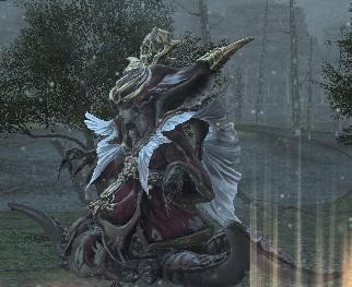 「FF14」ヒュダトス禁断の地エウレカ:血濡れの妖妃「ダフネ」