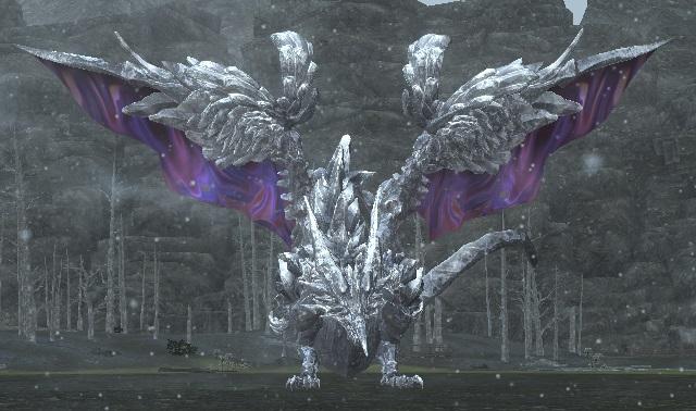 「FF14」ヒュダトス禁断の地エウレカ:水晶の龍「プロヴェナンス・ウォッチャー」