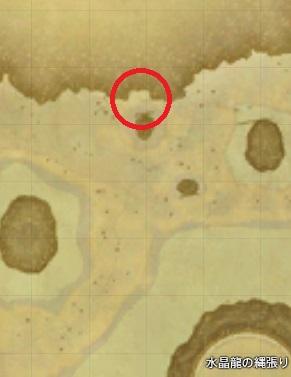「FF14」ヒュダトス禁断の地エウレカ:クエスト57「エーテル溜まり」の場所