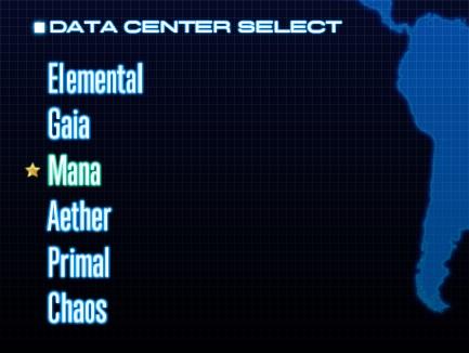 「FF14」データセンター選び