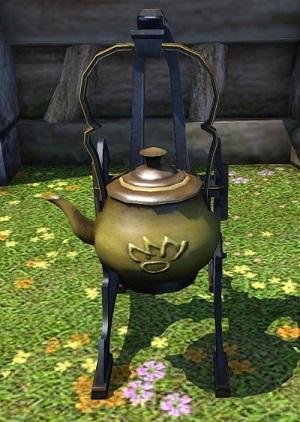 「FF14」ヤカン庭具:アルティメット ケトル