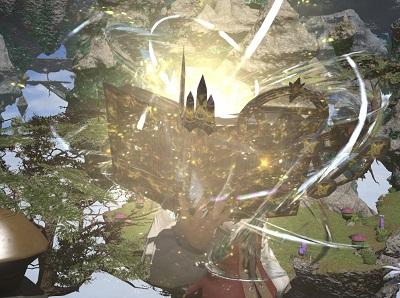 「FF14」召喚士:「ブック・オブ・マッドクィーン・シャープ」アニマウェポン・シャープ