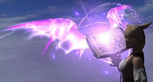 「FF14」召喚士:「ミメーシス・ルクス」アニマウェポン・ルクス